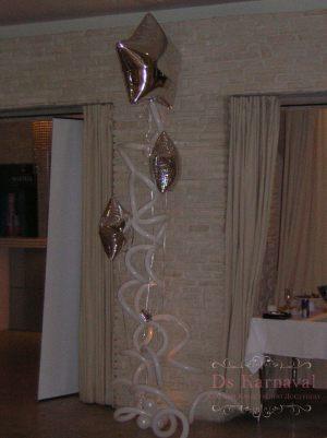 Украшение квартиры для свадьбы красиво
