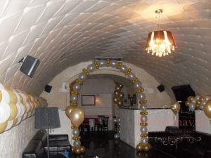 Оформление свадеб аркой из шаров цены