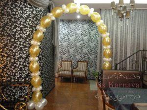 Декор свадьбы аркой из шаров цены