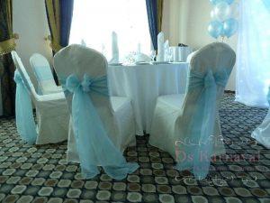 банты для стульев на свадьбу недорого в Москве