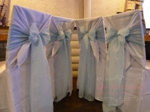 банты для стульев для свадеб дешево