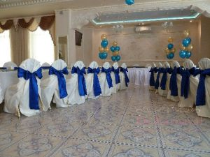 банты на стулья для свадеб фото и цены
