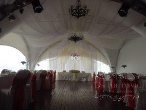 банты на стулья для свадеб дешево