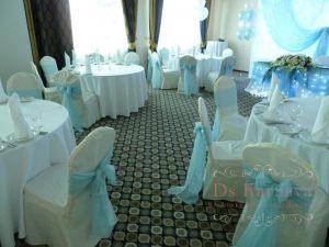 банты на стулья для свадьбы недорого цены