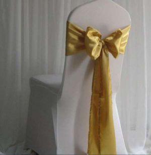 банты на стулья для свадьбы цены