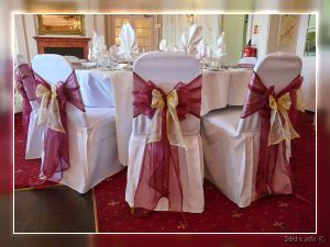 банты для стульев для свадьбы недорого в Москве