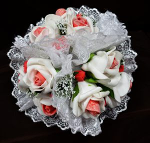 букет дублер для невесты для свадеб недорого
