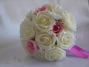 букет дублер для свадеб красиво