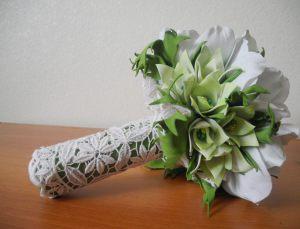букет дублер для невесты для свадьбы дешево