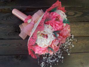 букеты дублеры для свадьбы красиво