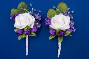 бутоньерка из цветов для свадьбы фото и цены
