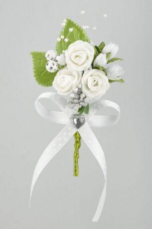 бутоньерки для свадеб недорого