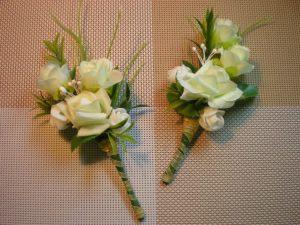 бутоньерки для свадеб оригинально