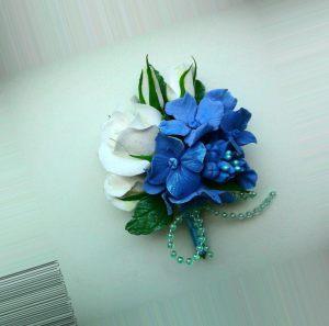 бутоньерка из цветов для свадеб цены