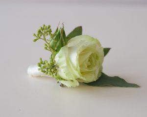 бутоньерка для свадьбы фото