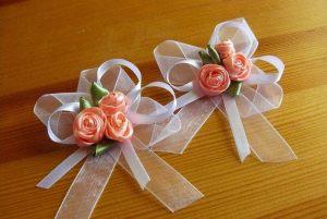 бутоньерка из цветов для свадьбы в Москве