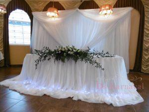 Украшение свадеб в цвете айвори фото и цены