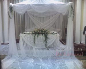 Декор свадеб в цвете айвори недорого