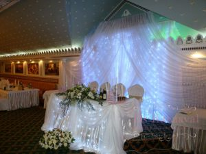 Оформление свадеб в цвете айвори оригинально