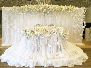 Украшение на свадьбу в цвете айвори фото и цены