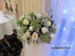 Оформление на свадьбу в цвете айвори фото