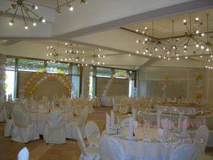 Декор на свадьбу в белом цвете недорого