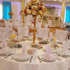 Украшение свадьбы в белом цвете цены
