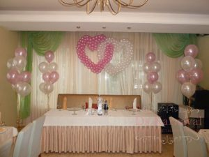 Оформление свадьбы в белом цвете недорого в Москве