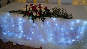 Украшение свадеб в белом цвете фото и цены