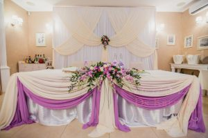 Оформление свадеб в белом цвете недорого