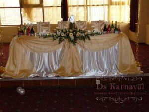 Оформление свадьбы в бежевом цвете фото