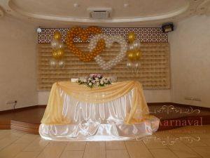 Декор свадеб в бежевом цвете дешево