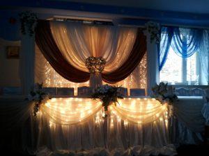 Оформление свадеб в бежевом цвете недорого в Москве