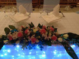 Украшение свадеб в бирюзовом цвете недорого