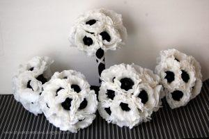 Оформление на свадьбу в черном цвете красиво
