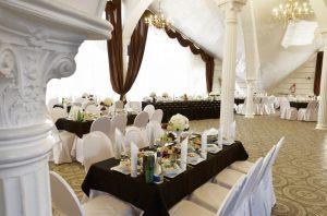 Декор свадьбы в черном цвете недорого