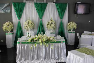 Декор свадьбы в фисташковом цвете цены