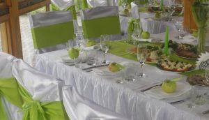 Декор свадеб в фисташковом цвете дешево