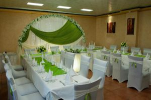 Оформление свадеб в фисташковом цвете цены