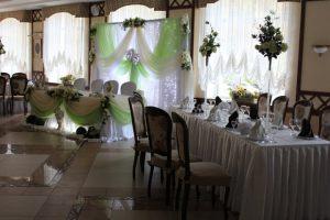 Декор свадьбы в фисташковом цвете фото