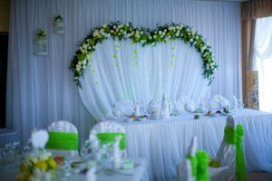 Украшение свадьбы в фисташковом цвете фото и цены