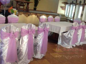 Оформление на свадьбу в цвете фуксия недорого цены