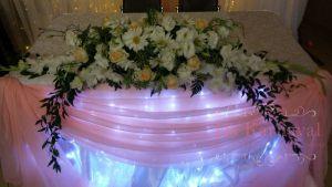 Декор свадеб в цвете фуксия фото