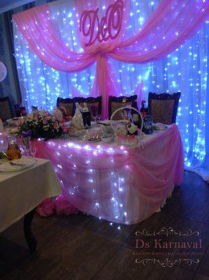 Оформление свадеб в цвете фуксия фото и цены