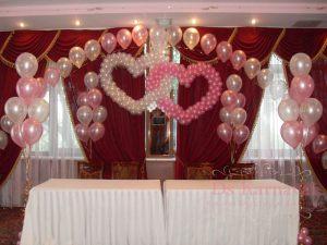 Декор свадьбы в цвете фуксия красиво