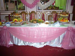 Украшение на свадьбу в цвете фуксия фото и цены