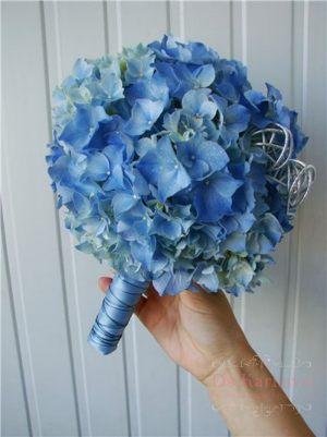 Украшение свадеб в голубом цвете недорого цены