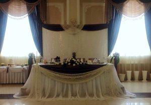 Оформление свадеб в коричневом цвете недорого цены