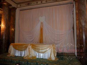 Украшение на свадьбу в коричневом цвете недорого в Москве