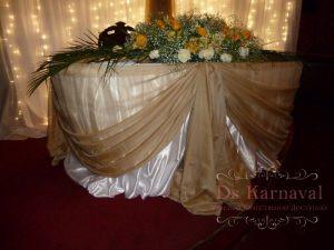 Украшение свадеб в коричневом цвете фото и цены